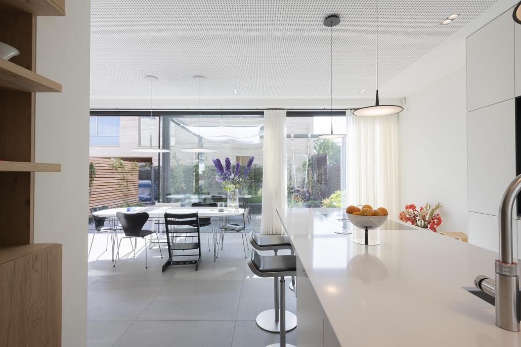 Modern keukeneiland