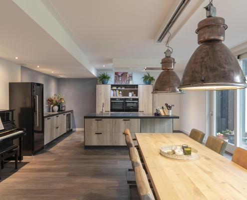 Robuste keuken