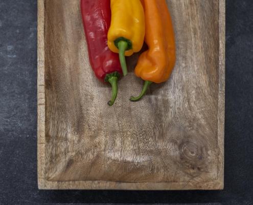 Snijplak voor groente